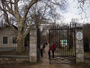 Photo: Az Alcsúti Arborétum bejárata