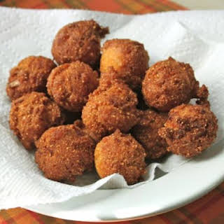 Gluten-Free Hush Puppies.