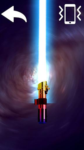 Lightsaber Simulator of Laser Sword 1.0.0.2 screenshots 1