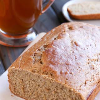 Apple Cider Bread.