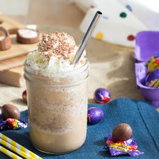 Cadbury Creme Egg Frappuccino.