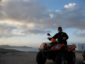 Photo: Other fun things to do? Rent an ATV to explore the island...