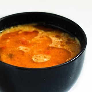 Chettinad Thakkali Kulambu / Kuzhambu, Tomato kulambu