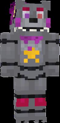 I made a rockstar protobear...