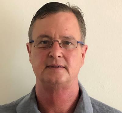 Product Director for Corr-Serve, Mark van Vuuren.