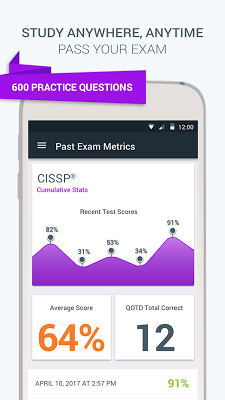 CISSP® CBK-5 Exam Prep 2017 - screenshot