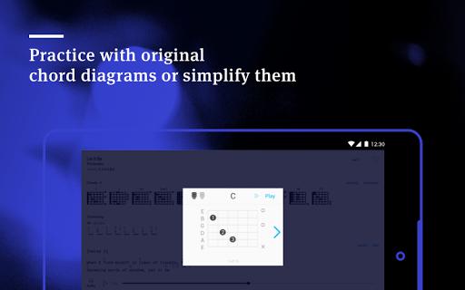 Ultimate Guitar Tabs & Chords screenshot 12