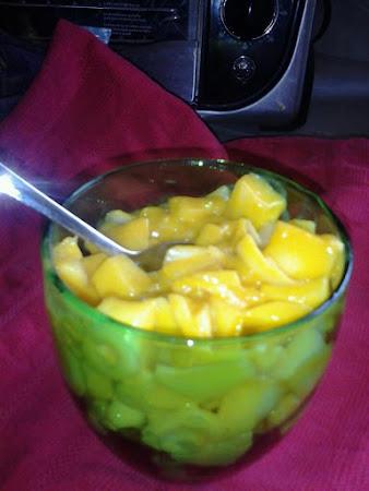 Sweet Mustard Onion Relish Recipe
