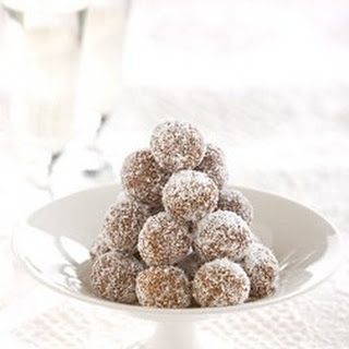 Coconut Chocolate Balls With Condensed Milk Recipes