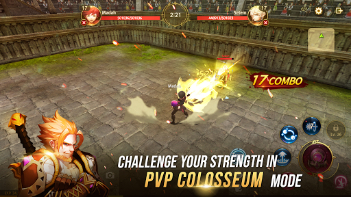 World of Dragon Nest (WoD) screenshot 4
