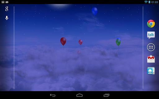 Blue Skies Live Wallpaper  screenshot 5