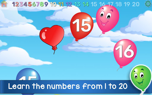 Kids Balloon Pop Game Free ud83cudf88 25.0 screenshots 3