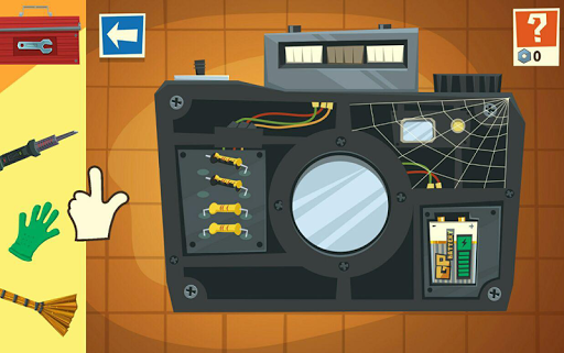 Tiny repair u2013 game for kids 1.0.1:3 24