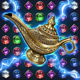 драгоценности волшебная лампа