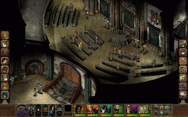 Planescape: Torment EE- screenshot
