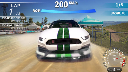 Crazy Racing Car 3D 1.0.24 APK MOD screenshots 2