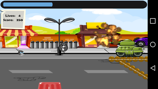 Happy Boom Bombs Bounce- screenshot thumbnail