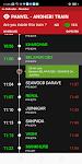 screenshot of m-Indicator- Mumbai - Live Train Position