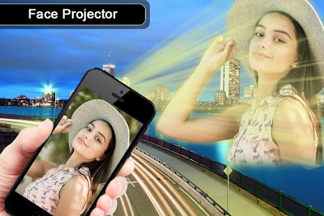Face Projector - HD Video Projector Simulator - náhled