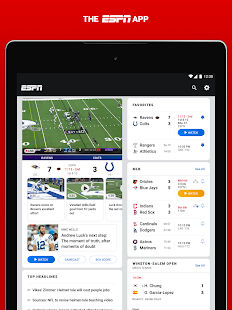 App ESPN APK for Windows Phone