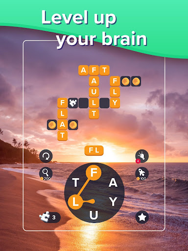 Puzzlescapes: Relaxing Word Puzzle & Spelling Game filehippodl screenshot 13