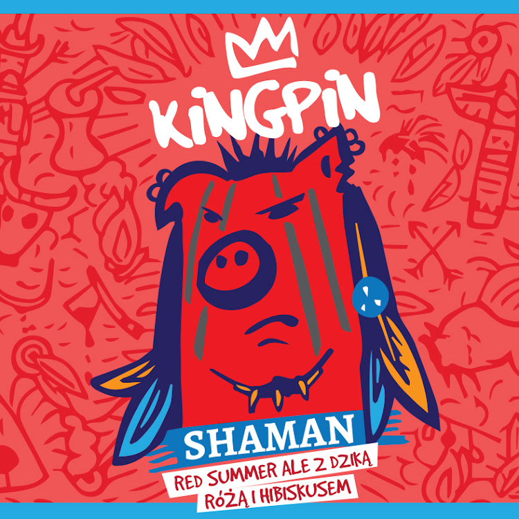 Logo of Kingpin Shaman