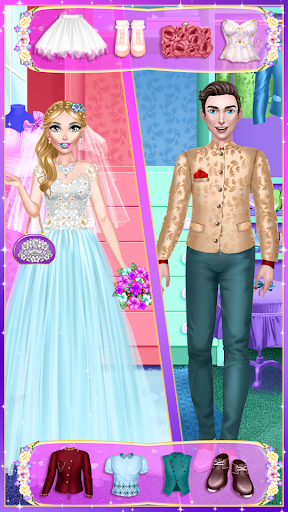 Chic Wedding Salon filehippodl screenshot 11