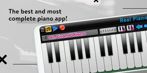 Real Piano - The Best Piano Simulator Apk 1