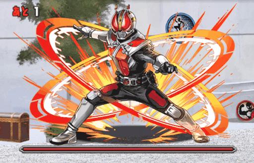 仮面ライダー-3F