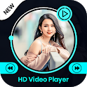 SAX Video Player 2020 - HD Video Player All Format icon