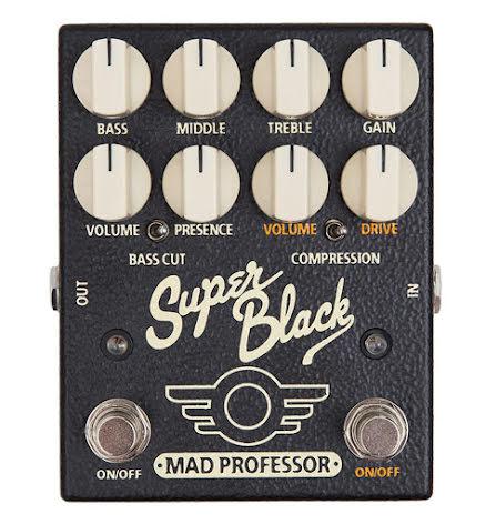 Mad Professor Super Black
