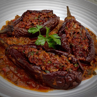 Aubergine Minced Beef Recipes