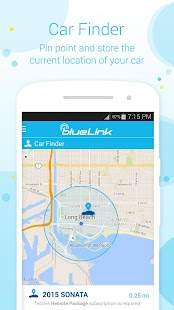 Hyundai Blue Link Screenshot 6