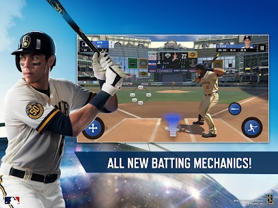 R.B.I. Baseball 20  Apk Download For Android and Iphone 7