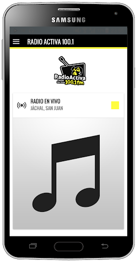Radio Activa 100.1 screenshot 1