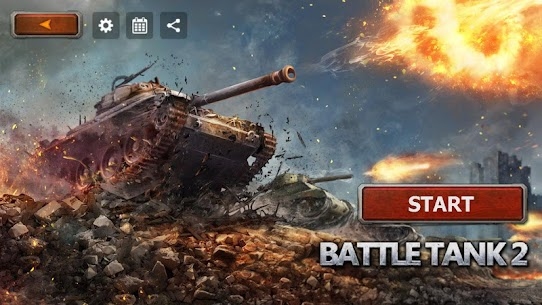 Battle Tank 2 Mod Apk (Unlimited Money) 6