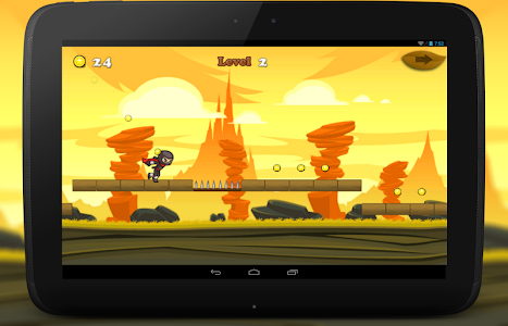 Ninja Runner Rush Heroes Devil screenshot 3