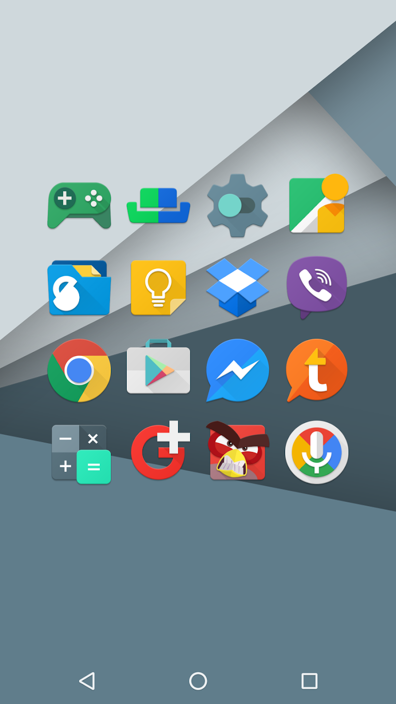 Urmun - Icon Pack Screenshot 1