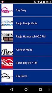 Radio Malta - náhled