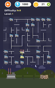 Powerline - logic puzzles- screenshot thumbnail