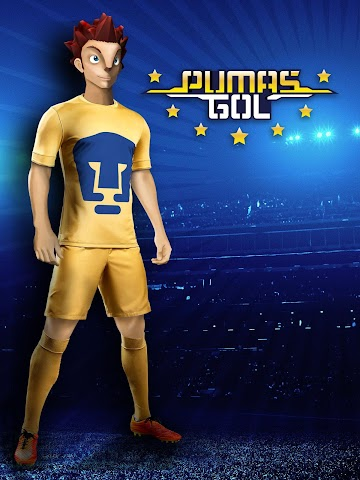 android Pumas Gol Screenshot 5