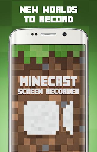 Minecast Screen Recorder