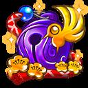 強化の紫鈴