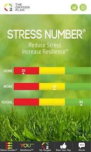 STRESS NUMBER® - náhled