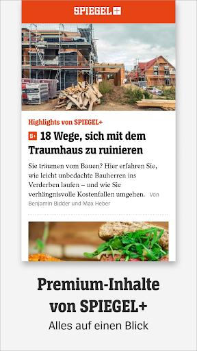 DER SPIEGEL - Nachrichten 4.1.2 screenshots 3