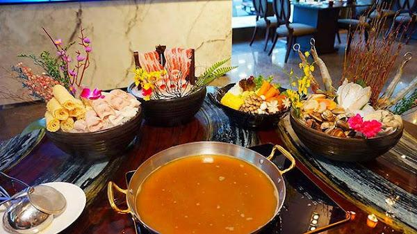 蒙娜麗莎海鮮鍋物總匯-法式優雅中享用中式頂級鍋物 / 美術館美食推薦 / 高雄火鍋推薦