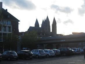 Photo: Kathedraal van Tournai terug in zicht