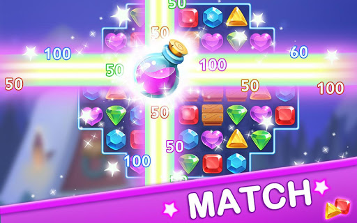 Jewel Blast Dragon - Match 3 Puzzle 1.13.3 screenshots 13
