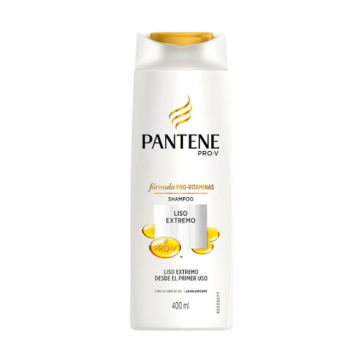 Champu Pantene Rest. Liso Extremo 400 Ml