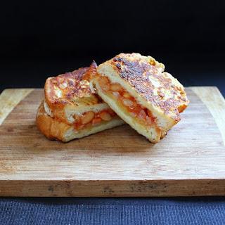 Baked Bean French Toast Recipe